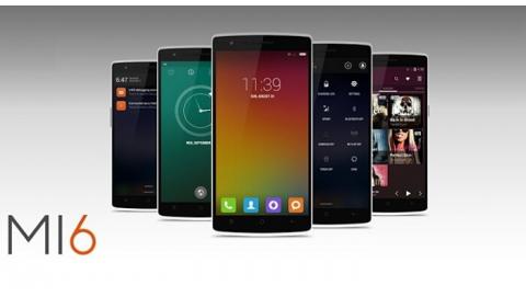 Xiaomi Mi 6 được trang bị cảm biến vân tay siêu âm?