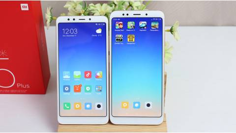 Bộ đôi Xiaomi Redmi 5 và Redmi 5 Plus giá rẻ: Nên mua máy nào?