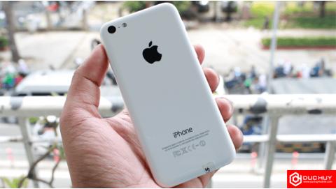 Hình ảnh iPhone 5C