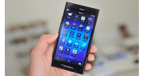Hình ảnh BlackBerry Z3, smartphone giá giảm 70% còn 1.3 triệu đồng