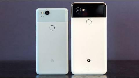 Hình ảnh Google Pixel 2 và Pixel 2 XL với camera chất nhất