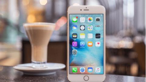 iPhone 6S Plus chưa active gây bão, giảm giá mạnh đến 40%