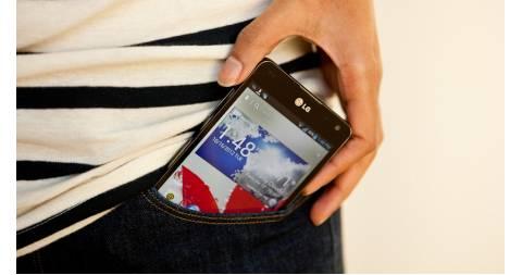 LG Optimus Zone 3 - Smartphone giá rẻ, hỗ trợ 4G sắp trình làng