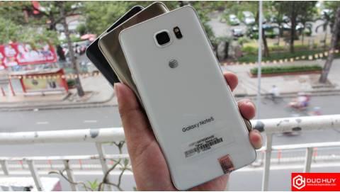 Galaxy Note 5 ngậm ngùi từ flagship về giá phổ thông 5 triệu