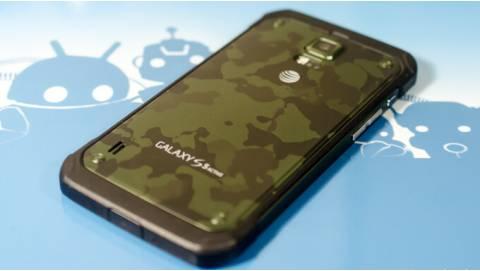 Samsung Galaxy S5 Active cứng như đá có giá siêu mềm