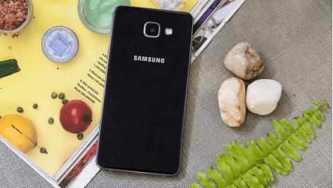 Samsung Galaxy A5 2017 công ty về giá 7 triệu nóng hổi