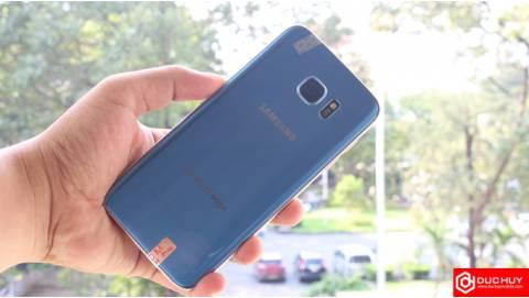 Galaxy S7 Edge màu xanh coral và black pearl siêu hot giảm giá mạnh