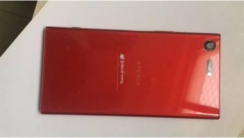 Sony Xperia XZ Premium bất ngờ xuất hiện với lớp áo đỏ rực
