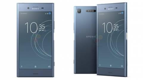 Sony Xperia XZ1 tiếp tục khoe dáng trước ngày ra mắt