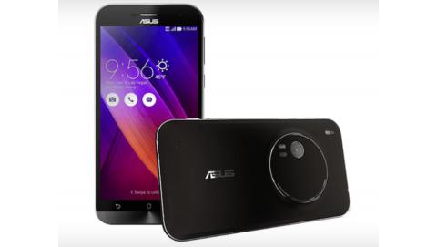 Asus Zenfone Zoom - Smartphone chuyên chụp ảnh giá 399 USD