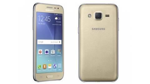 Samsung Galaxy J2 lên kệ tại Việt Nam, giá 3,19 triệu đồng