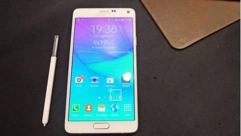 Samsung Galaxy Note 4 - Chiến binh thống trị phân khúc 5 triệu