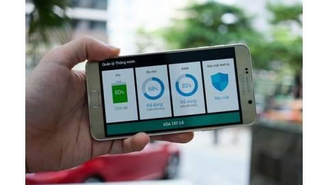 Những mẹo tiết kiệm pin đơn giản trên Samsung Galaxy Note 5