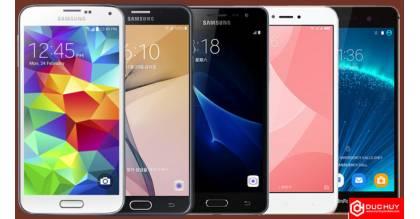 Top 5 smartphone RAM 2GB giá chỉ từ 2 triệu dành cho sinh viên