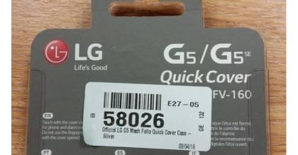 LG G5 SE lộ diện với thiết kế, kích cỡ tương tự G5