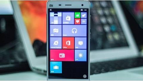 Xiaomi Mi 4 sẽ có thêm phiên bản chạy Windows 10 Mobile