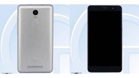 Xiaomi Redmi Note 2 Pro lộ diện với thiết kế nguyên khối, cảm biến vân tay