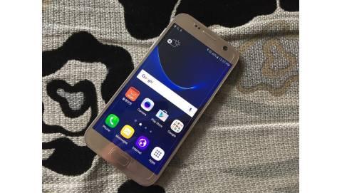 Đập hộp Samsung Galaxy S7 giá 12 triệu tại Duchuymobile.com