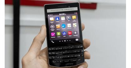 Có nên mua BlackBerry Porsche Design P'9983 giá hơn 8 triệu?