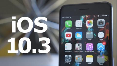 iOS 10.3 chính thức được phát hành, có nhiều cải tiến mới