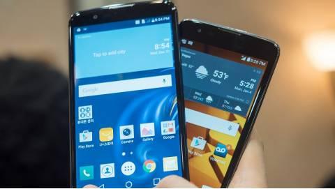 Cận cảnh LG K7 và LG K10 - Bộ đôi tầm trung chụp ảnh đẹp