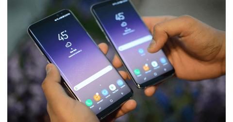 Thay màn hình Samsung Galaxy S8 tốn kém hơn mua Galaxy S7
