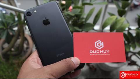 So sánh iPhone 7 Lock và bản quốc tế - Trải nghiệm, giá bán