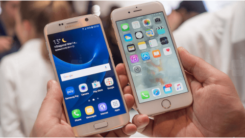 Nên mua iPhone 6S Lock Nhật hay Galaxy S7 với 6 triệu?