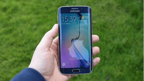 Đập hộp Samsung Galaxy S6 Edge giá hơn 8 triệu tại Duchuymobile.com