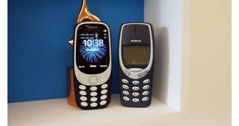 Hình ảnh Nokia 3310 2017 chính hãng đang khan hàng tại Việt Nam