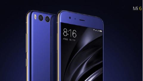 Xiaomi Mi6 ra mắt: mạnh hơn Galaxy S8, xóa phông ảo diệu