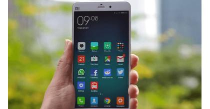 Xiaomi Mi MIX 2 bất ngờ lộ diện, ăn đứt Samsung Galaxy S8