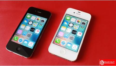 Hình ảnh iPhone 4S giá 1,5 triệu đầy kỉ niệm với iFan
