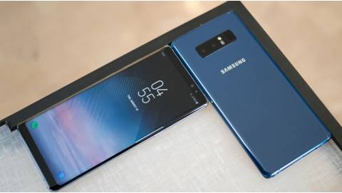 Samsung Galaxy Note 8 khan hàng, bản xách tay giảm dưới 17 triệu
