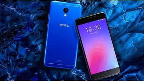 Meizu M6 ra mắt: Chip 8 nhân, RAM 3GB, giá hơn 2 triệu