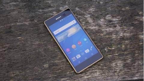 Trên tay Sony Xperia M5 Dual chính hãng full-box, giá dưới 5 triệu