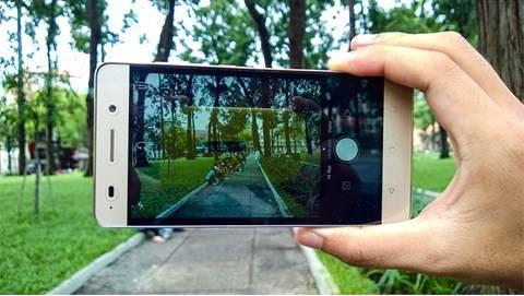 Hướng dẫn thiết lập khởi động camera nhanh trên Honor 4C