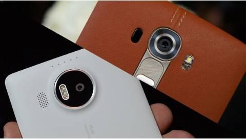 LG G4 đọ tài chụp hình với Microsoft Lumia 950 XL