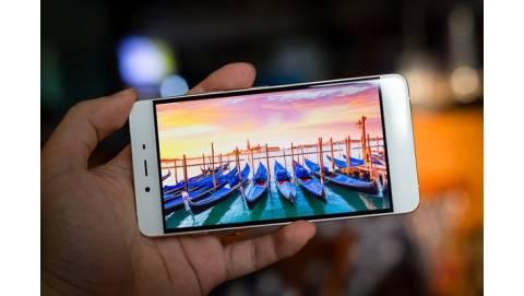 Cận cảnh OnePlus X - iPhone 6 của Trung Quốc tại Việt Nam