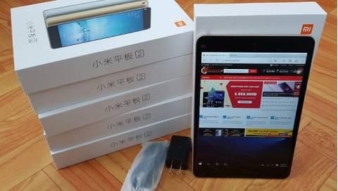Xiaomi MiPad 2- Bản sao iPad Mini náo loạn tầm giá dưới 4 triệu