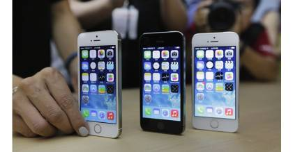 iPhone 7 có hàng, iPhone 5S bán chạy trong tầm giá 4 triệu