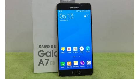 Samsung Galaxy A7 2016 xách tay hạ nhiệt, giá về 5,7 triệu