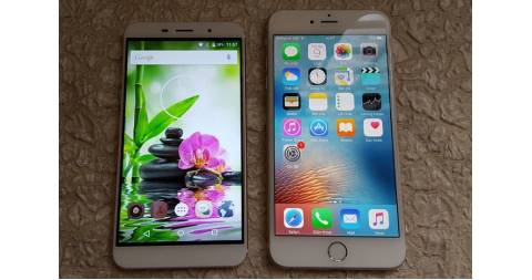 Inni 2 và iPhone 6 Plus đọ dáng – Giống đến bất ngờ