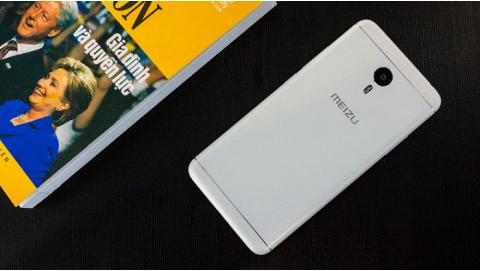 Meizu M3 Note về Việt Nam : RAM 2GB/3GB, giá dao động 3-4 triệu
