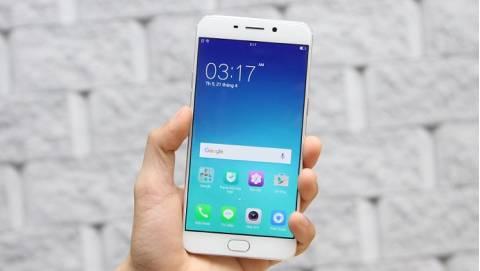 Oppo F1S chính thức cập bến, giá tầm 5 triệu đồng