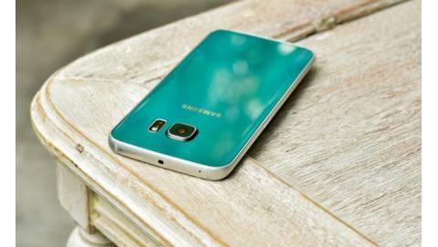 Samsung Galaxy S6 Edge xanh ngọc lục bảo lên kệ Duchuymobile.com