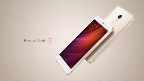 Xiaomi Redmi Note 4 : Pin 4100mAh, MIUI 8, giá tầm 3 triệu ra mắt