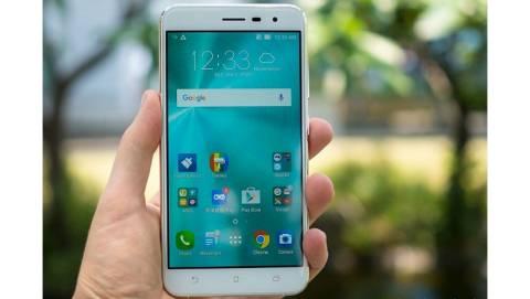 Cận cảnh Asus Zenfone 3 – RAM 4GB, giá 5,5 triệu