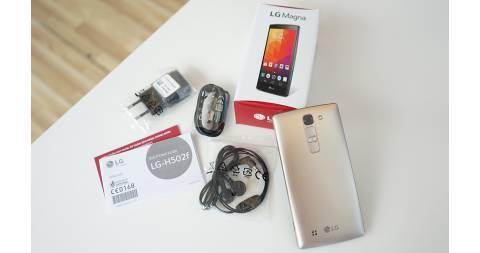 Mở hộp LG Magna giá rẻ tại Việt Nam