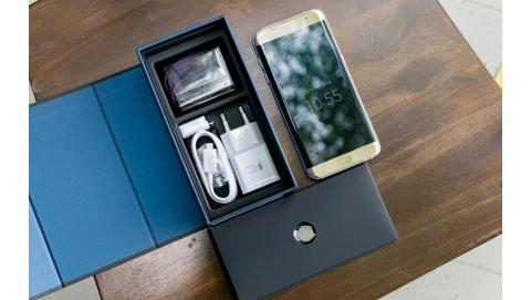 Mua Samsung Galaxy S7 Edge dưới 9 triệu hay chờ Note 7 tân trang